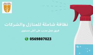 شركة تنظيف منازل فى دبي